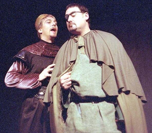 macbeth banquos soliloquy Banquo's short soliloquy has two purposes: it reminds the audience of the details  of the witches' prophecy in act i, and it reveals his own suspicion that macbeth.